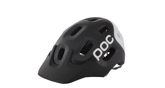 Poc Trabec Race black/white